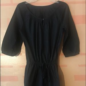 Dresses & Skirts - Black cotton dress